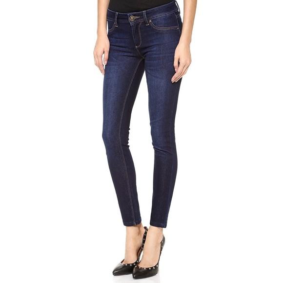 e0ae51d5def DL1961 Denim - DL1961 Emma skinny jeans legging skye dark wash 27